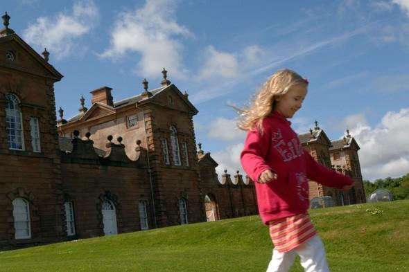 """<p>For a fabulous family drive, head for Lanarkshire, where the ancient hunting lodge and grounds of <a href=""""http://www.slleisureandculture.co.uk/info/114/chatelherault_country_park"""">Chatelherault</a> await you this April. Located a short distance from Edinburgh and Glasgow, the attraction makes for a great day out, whether you want to learn about the past or get active outdoors.</p>"""