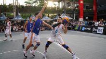 FIBA3X3 力挺台中酷運動