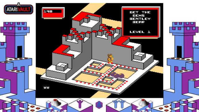 Atari Vault brings 100 classic games to Steam