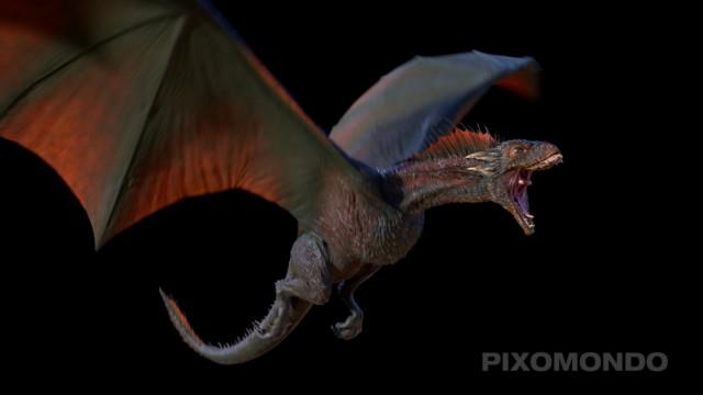 Design FX - Game of Thrones: Dragon Effects Exclusive