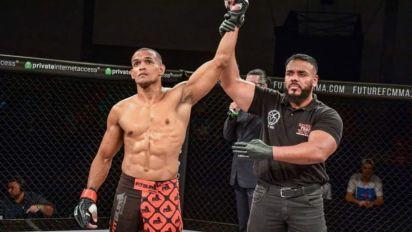 Confiante na vitória, Wendell Giácomo aposta na visibilidade do LFA para assinar com uma grande organização de MMA