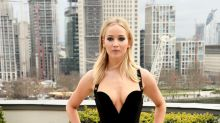 Jennifer Lawrence isn't the only celebrity who's risked pneumonia for a LEWK