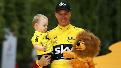 Four-midable Froome, Matthews grasps his chance - the Tour de France Opta stats
