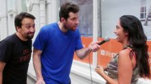 Billy Eichner Takes Lin-Manuel Miranda Out On The Street To Play 'Is Anybody Happy?'