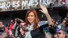 Argentina's ex-president Kirchner testifies in graft probe