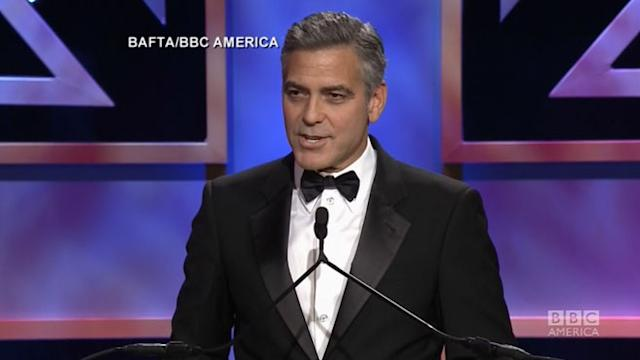 George Clooney on Russell Crowe: 'He Really Went After Me'