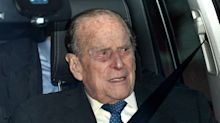 Prince Philip had an 'astonishing escape' says car crash witness