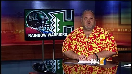 17th Annual Pigskin Pigout helps raise money for the Rainbow Warrior football team