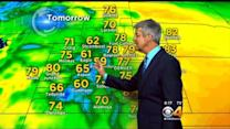 Monday Evening Forecast: A Warm Start to the Week Gives Way to a Chilly End
