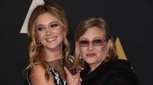 Billie Lourd gave her blessing for Carrie Fisher to appear in Star Wars: Episode IX