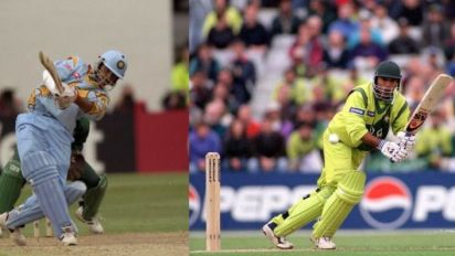 Player Comparisons: Saeed Anwar vs Sourav Ganguly