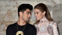 Gigi Hadid and Zayn Malik's First Instagram of 2017 Is All About Zayn's Hair