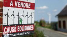 """Dans la Somme, village à vendre """"cause éoliennes"""""""