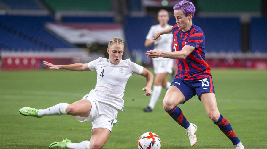 Why Rapinoe, USWNT welcome all the criticism