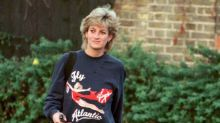 Princess Diana's Very Famous, Very Used Gym Sweatshirt Just Sold for $50,000