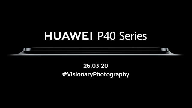 Watch Huawei's P40 launch event right here at 9AM ET