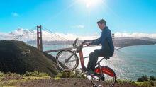 24歲英國男 踩Boris單車遊世界