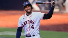 George Springer reportedly wants out of Houston; should Red Sox pursue Astros star?