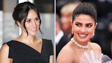 Priyanka Chopra says the criticism Meghan Markle faces stems from racism