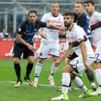 Inter 1 Genoa 0: Late D'Ambrosio header snatches victory for Spalletti's side
