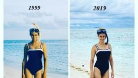 Gul Panag Sports a 20-Year-Old Swimsuit, Earns Praise From B'Wood