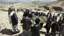 Afghan officials: Taliban attacks kill 9 soldiers, policemen