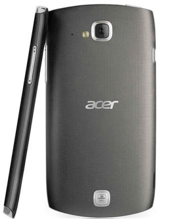 Acer CloudMobile phone wins design award, lets cat out of the bag
