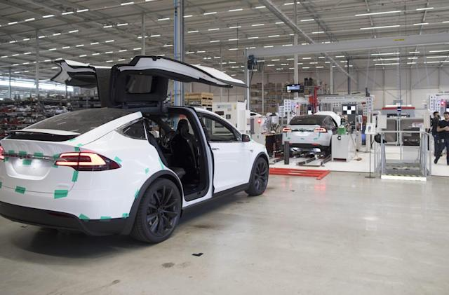 Tesla fired 'hundreds' of workers this week