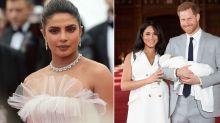 Priyanka Chopra denies claims she visited Meghan Markle and baby Archie