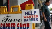 Small-business hiring shows signs of slowing, even as the economy accelerates