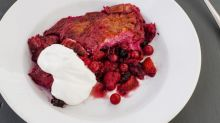 The best summer desserts: mixed berry pudding, ice-cream sandwich and lemon drizzle cake