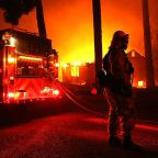 Woolsey Fire, Camp Fire claim homes of at least 39 firefighters across California