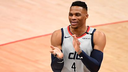 Give Westbrook his flowers now, and then some