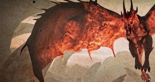A dragon interloper is approaching ArcheAge