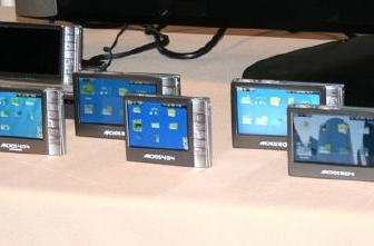 Archos releases 404 Camcorder, 504 and 604 WiFi