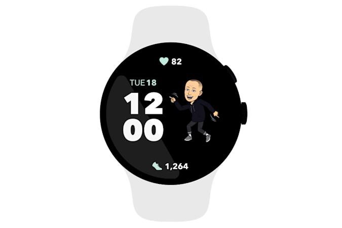 Google Wear OS 3 preview