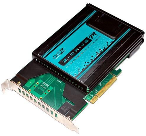 OCZ's Z-Drive PCI-Express SSD gets exhaustively reviewed