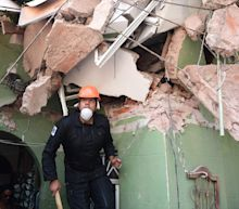 Scenes From Mexico's Devastating Earthquake