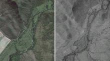 Queensland land-clearing shown in aerial and satellite images