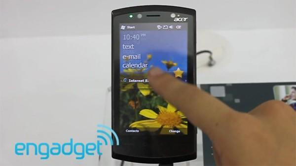 Acer A1 Android and F1 WinMo Snapdragon smartphones in September?
