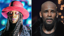 """Erykah Badu defends R. Kelly: """"Everyone who's been involved has been hurt"""" [Updated]"""