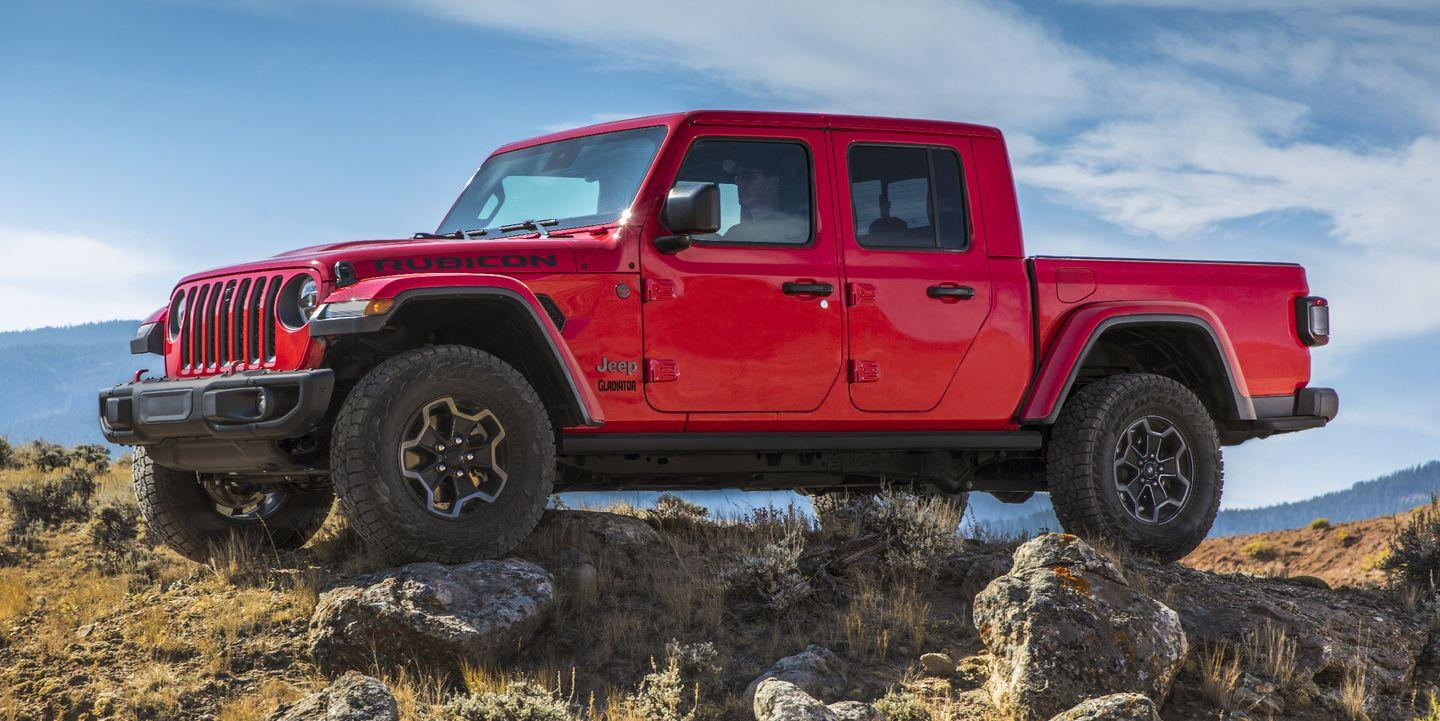 2021 jeep gladiator adds diesel engine with 442 lbft of