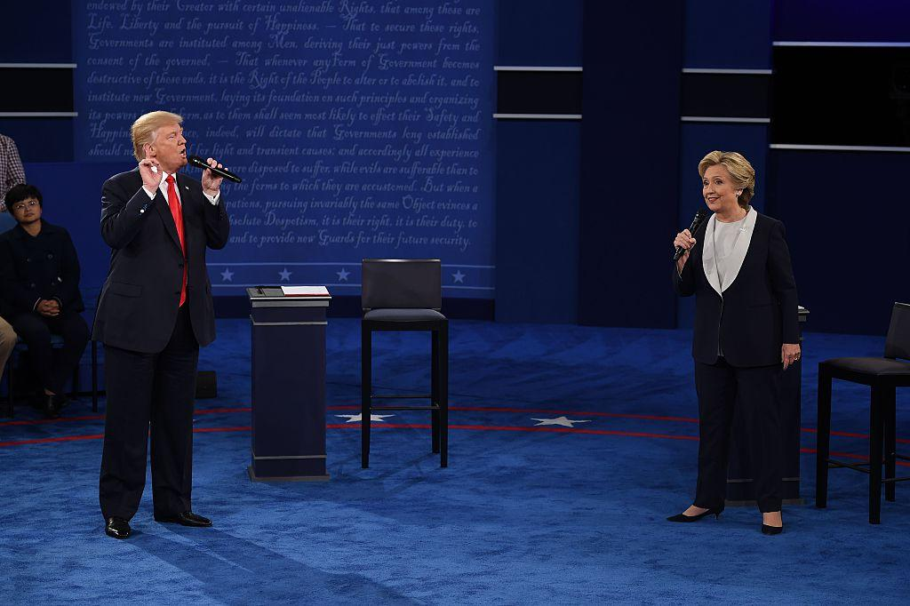 2nd presidential debate essay