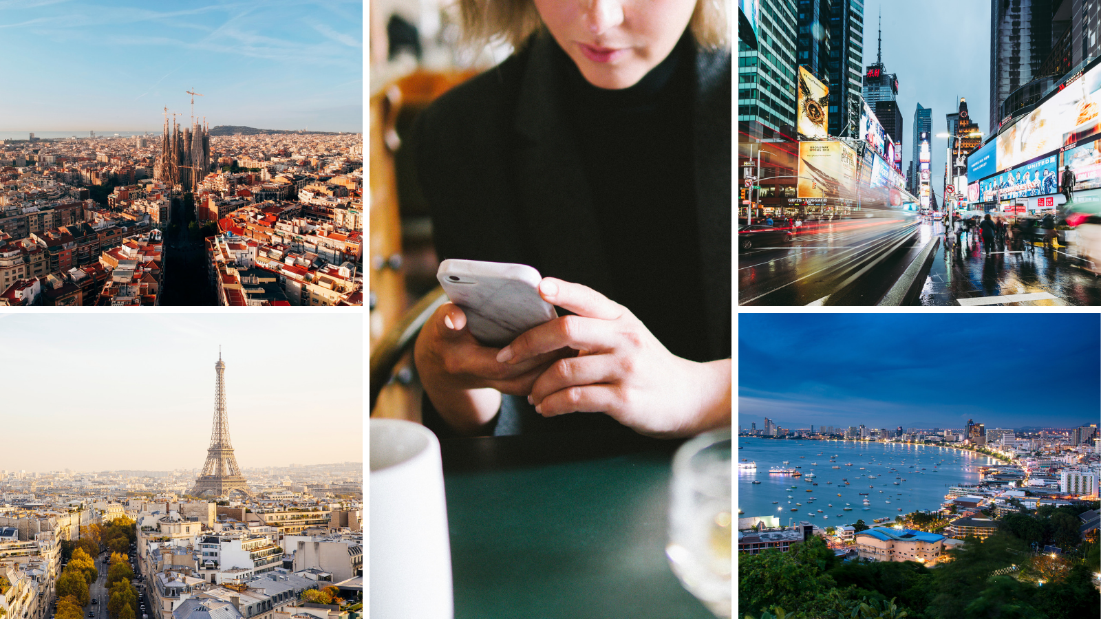 Revealed: The best city in the world for free WiFi