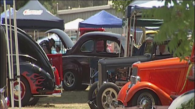 38th annual Western Street Rod Nationals