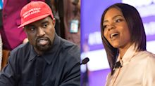 Kanye West: 'I have nothing to do' with Candace Owens's 'Blexit'