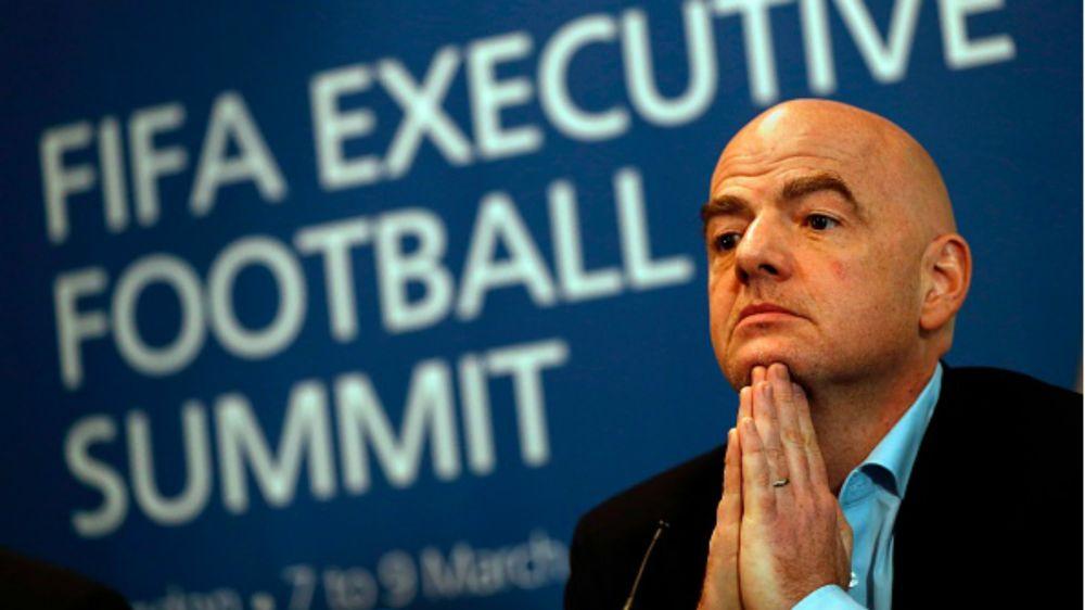 Medien: FIFA verschwieg Ermittlungen gegen Infantino