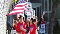 Chicago teacher: 'We want this strike to end'