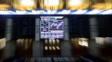El IBEX 35 reduce su subida al 0,82 % a mediodía y pierde los 9.600 puntos