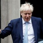 Johnson to set out post-Brexit law and order drive in Queen's Speech